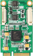 Carte Profibus Mini PCI Express